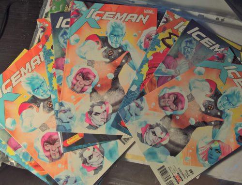 ICEMAN's Box Limited per LUCCA Comics & Games 2017