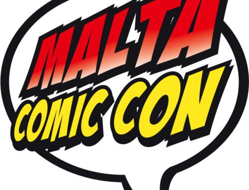 MALTA COMIC CON 2017, 2-3 Dicembre